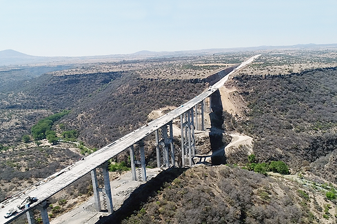 Autopista Palmillas - Apaseo el Grande (Libramiento Sur de Querétaro), México