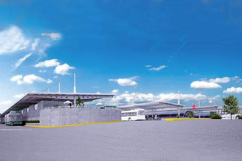 """Proyecto Ejecutivo de la Terminal """"La Quebrada"""", del Sistema Mexibús II, Estado de México"""