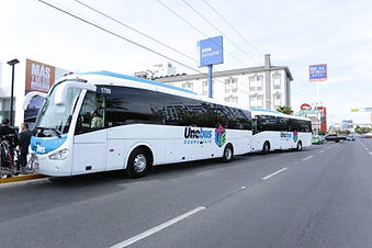 First and second stages of the comprehensive mobility system of Guanajuato