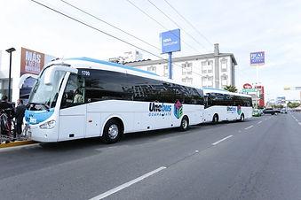 Primera y segunda etapa del SIMOV Guanajuato.