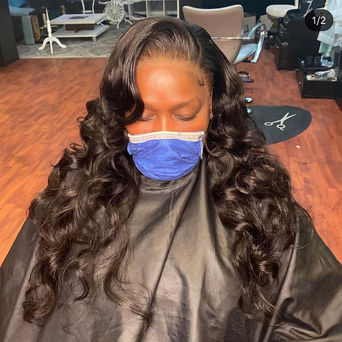 Boss Wave Wig Frontal 24""