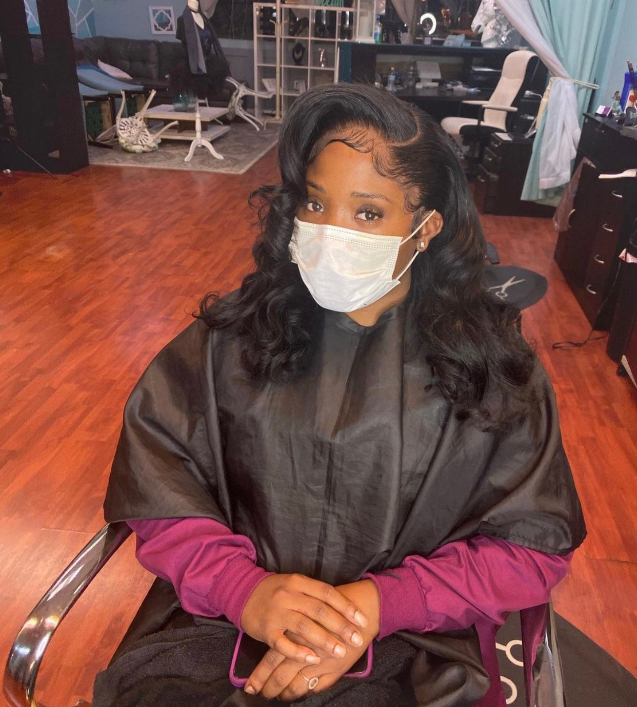 Wig Installment