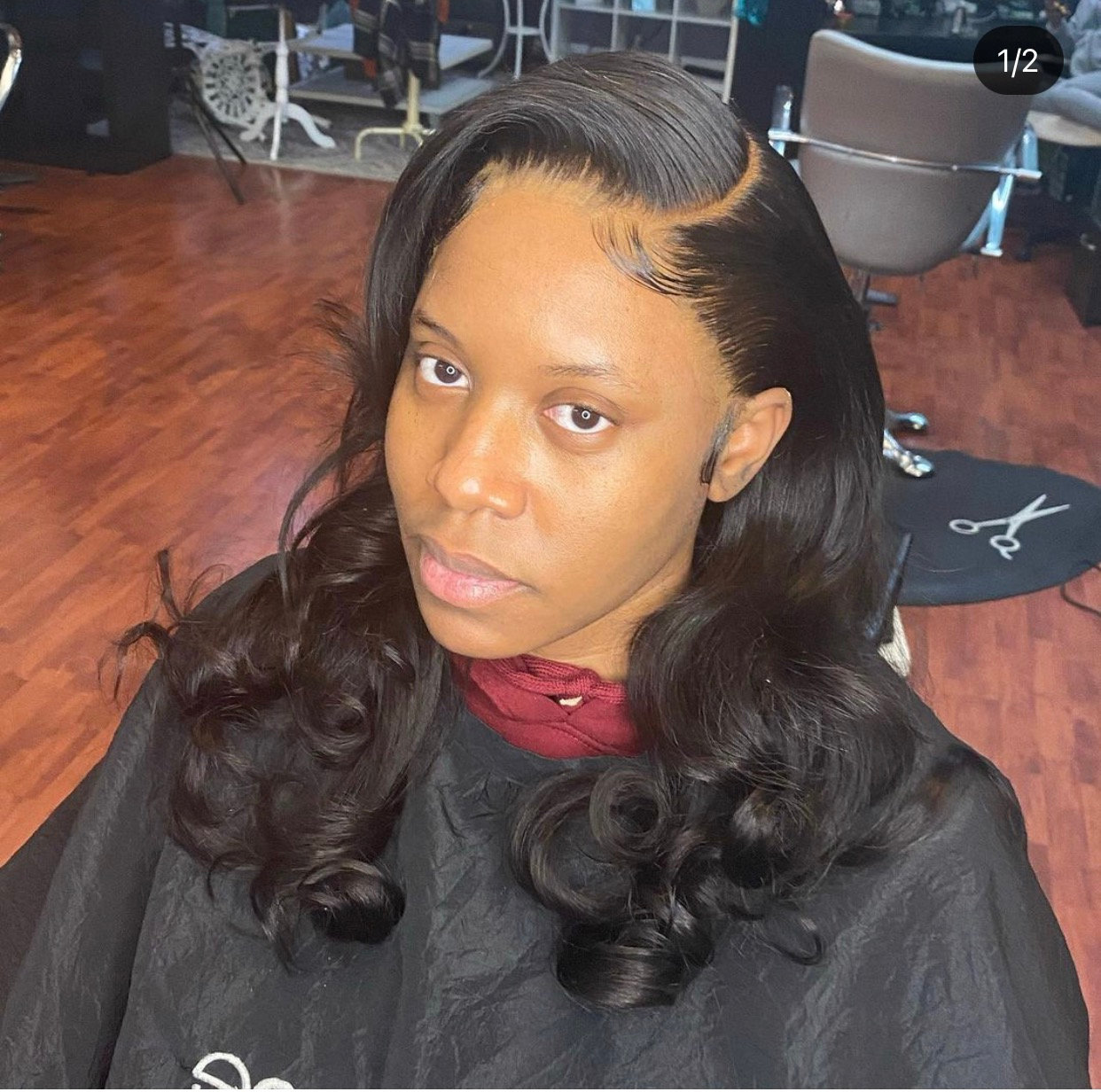 Frontal Sew-in