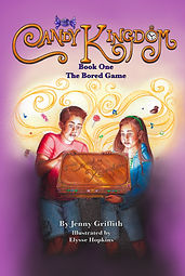 The Bored Game Candy Kingdom