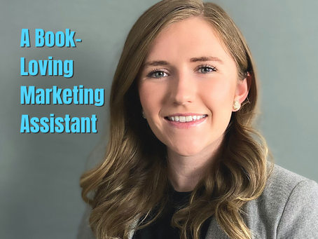 We Snagged a Book-Loving Marketing Assistant