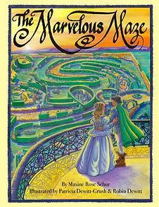 Marvelous Maze cover.jpg