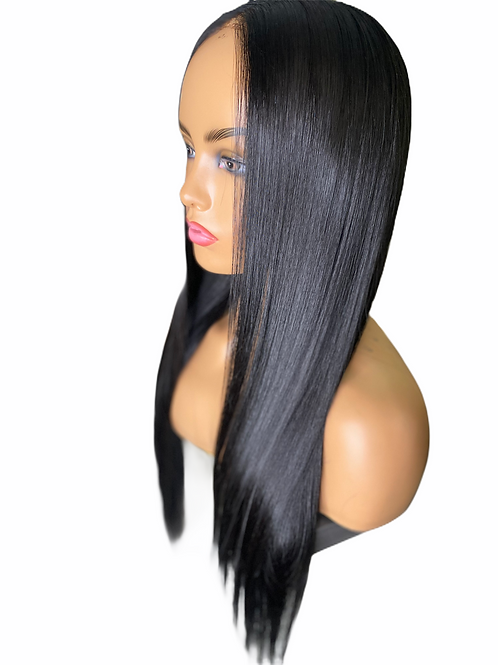 Cambodian Straight Lace Frontal Wig