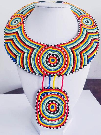 Malkia neckpiece
