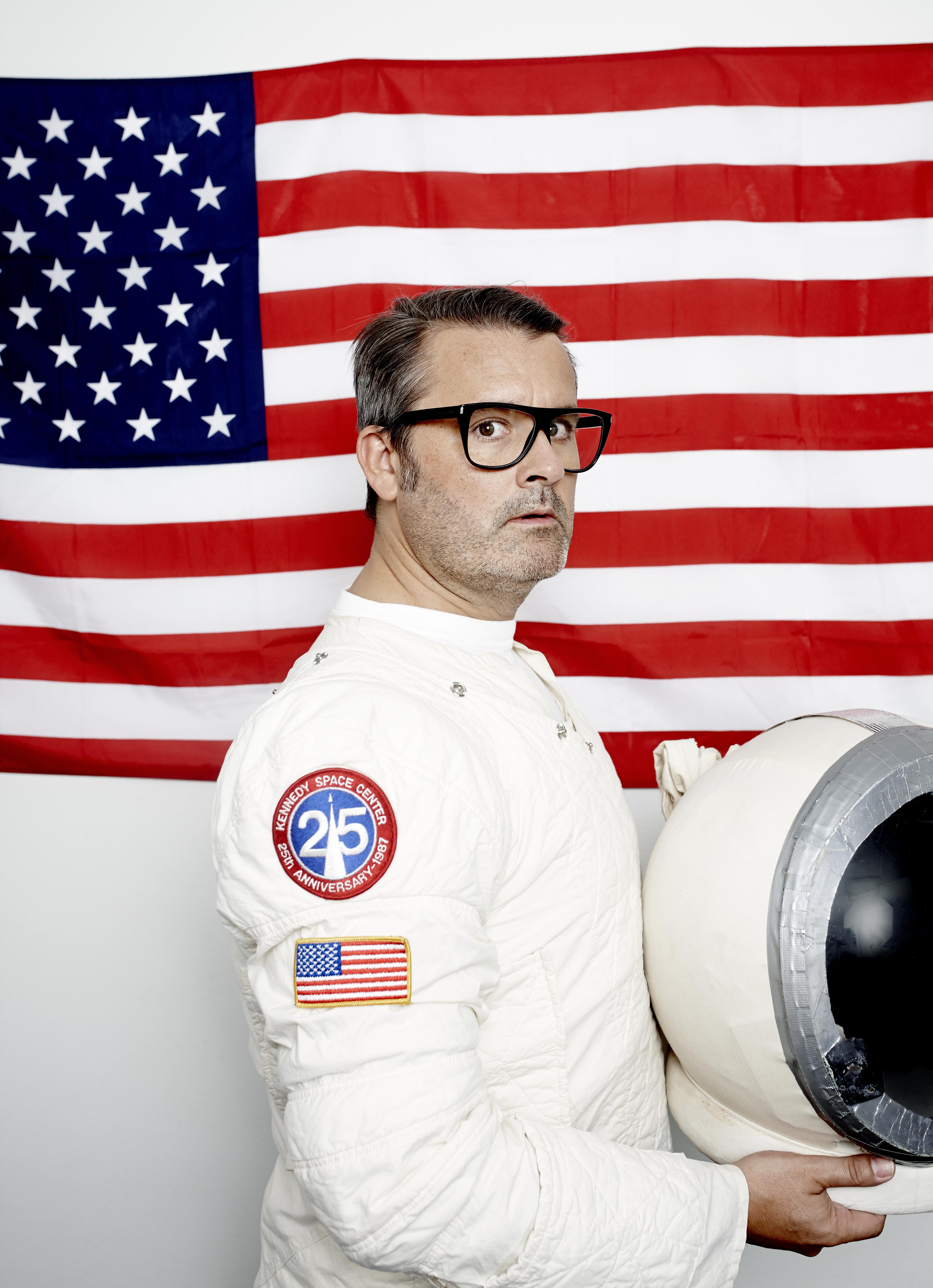 Astronaut Seltzer
