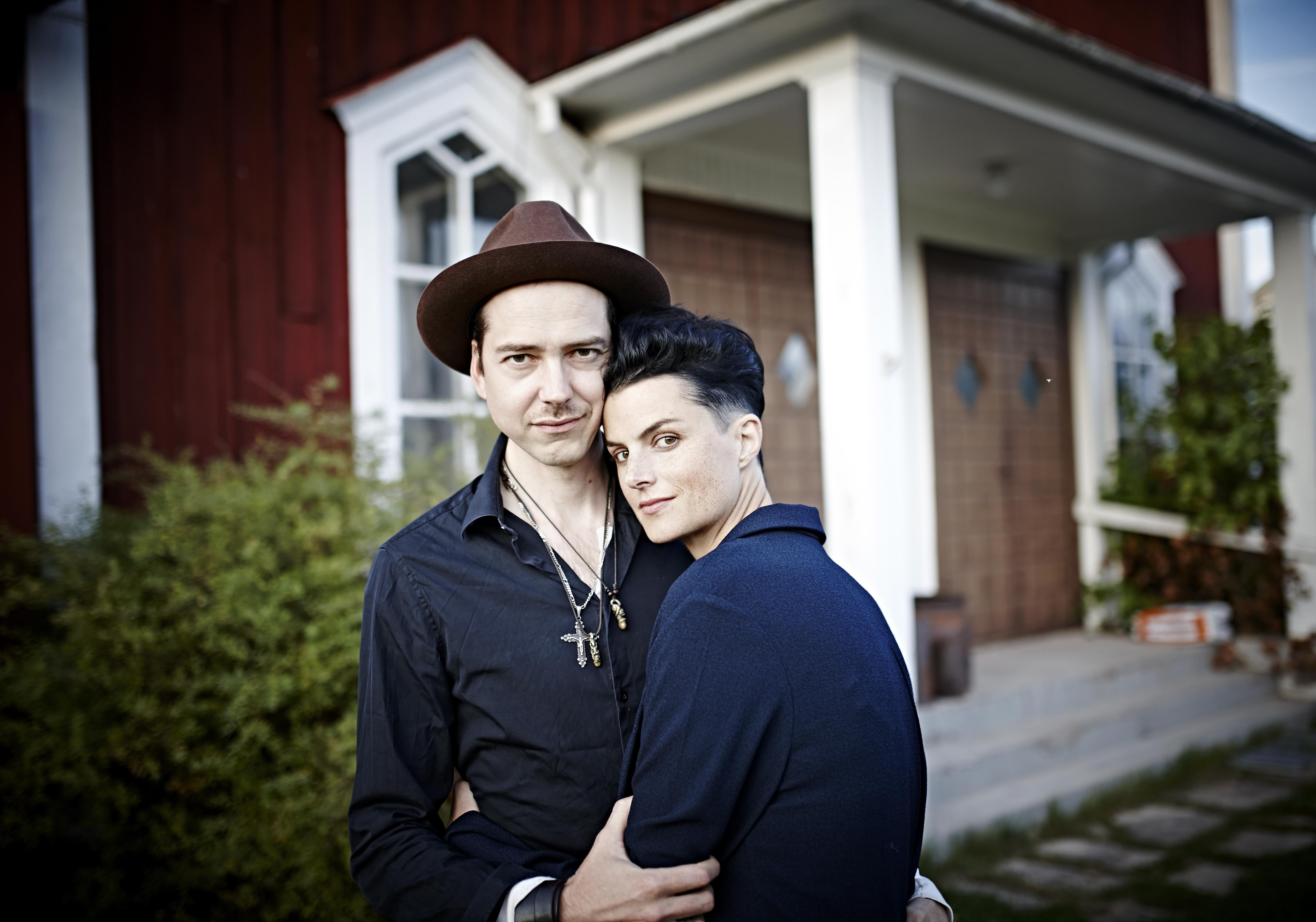Karin Park og Kjetil Nernes