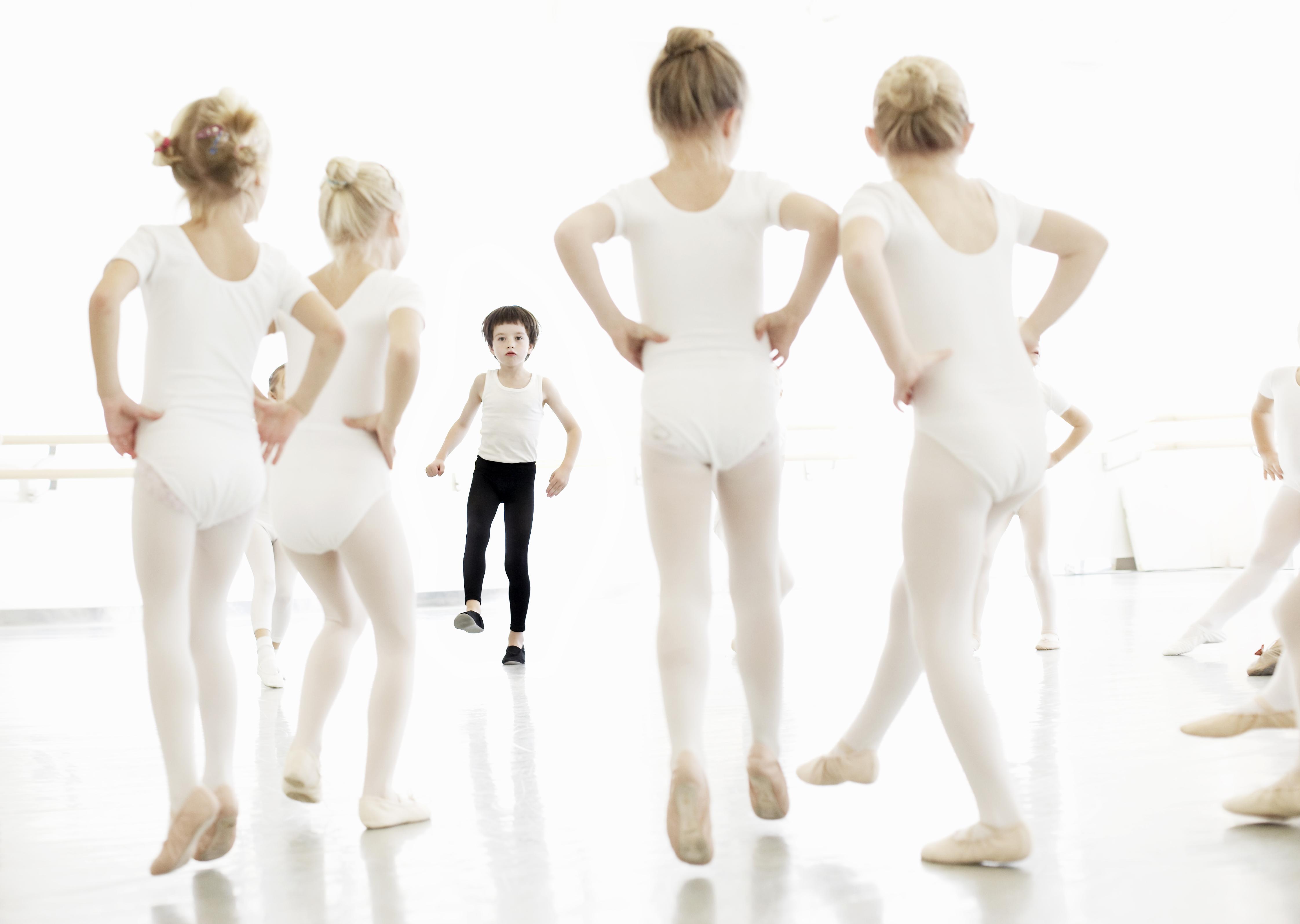 Ballettgutten