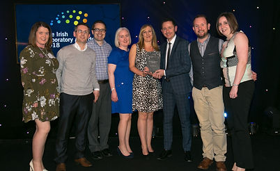 Pfizer Grange Castle - The Irish Laboratory Awards 2018 winner