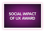 2. Social Impact of UX Award.jpg