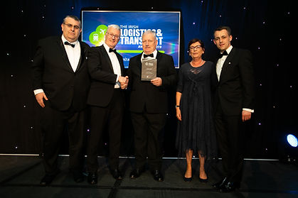 ATC Computer Transport & Logistics - Irish Logistics & Transport Awards 2019 winners