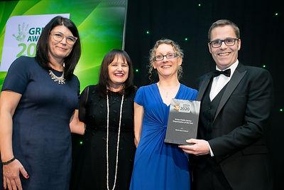 Waterways Ireland - The Green Awards 2020 winners