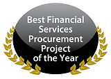 Best Financial Services Procurement Project of the Year
