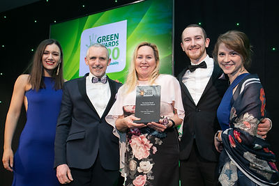 Palm Free (Zero Waste) Irish Soap - The Green Awards 2020 winners