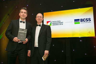 FLYNN - Facilities Management Awards 2018 winner