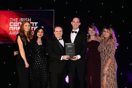 Volkswagen - 2019 Irish Content Marketing Awards winner
