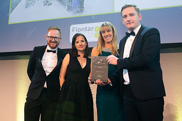 Henry J Lyons - Fit Out Awards 2018 winner
