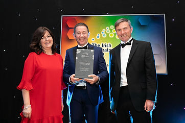 University College Cork - The Irish Laboratory Awards 2019 winnercademic or Research Laboratory of th