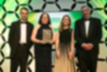 Deloitte - Green Awards 2018 winner