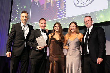 Three - Irish Sponsorship Awards 2018 winners