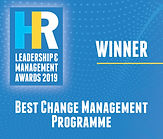 Best Change Management Programme