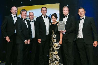 Ethos Engineering - Irish Construction Awards 2018 winners