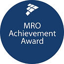 MRO Achievement Award