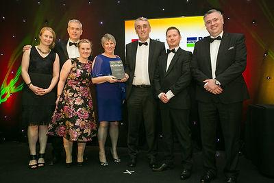 AIB Estate Management Team - Facilities Management Awards 2018 winner