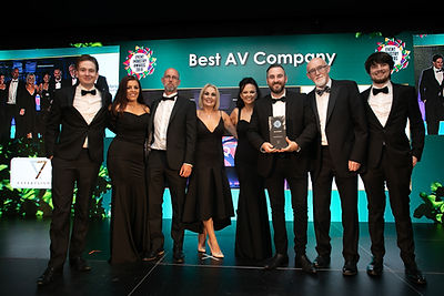 Conference Services - 2019 Event Industry Awards winner