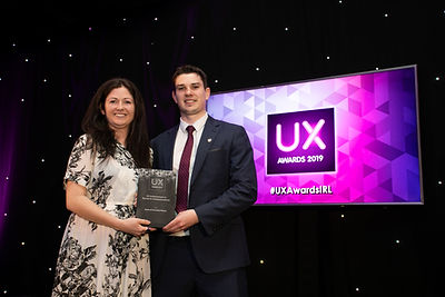Seek at Fota Island Resort - UX Awards 2019 Winners