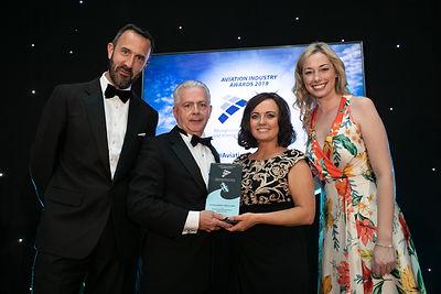 Shannon International Aviation Services Centre - Aviation Industry Awards 2019 winner