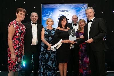Fingal Aviation Refuelling Services - Aviation Industry Awards 2019 winner