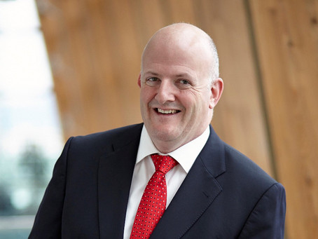 John Tuohy: Logistics & Transport Leader 2018