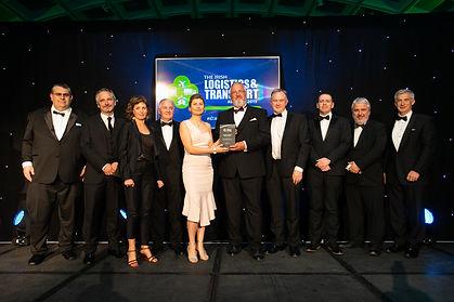 The Logistics Associate Apprenticeship Consortium - Irish Logistics & Transport Awards 2019 winners