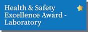 Health & Safety Excellence Award - Laboratory