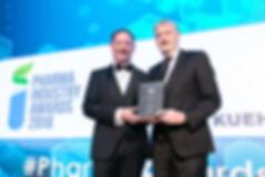 Pual Duffy - Pharma Industry Awards 2018 recipient