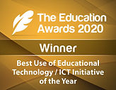 Best Use of Educational Technology / ICT Initiative of the Year