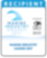 Marine Industry Leader 2017 winner logo