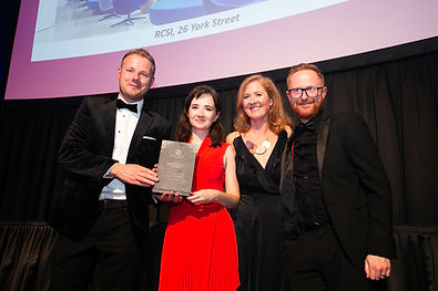 Building and Architect of the Year Awards 2018 - Henry J Lyons