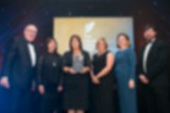The Insurance Institute of Ireland & IT Sligo - The Education Awards 2018 winners