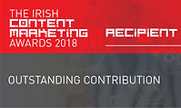 Outstanding Contribution 2018