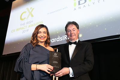 Meaghers Pharmacy Group - 2019 The Irish CX Impact Awards winner