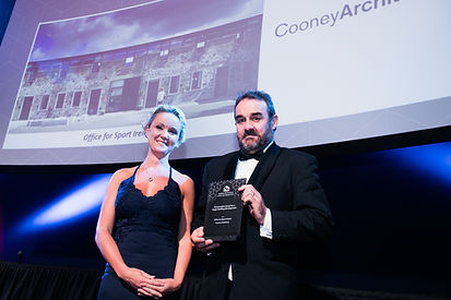 Cooney Architects - 2019 Building and Architect of the Year Awards winner