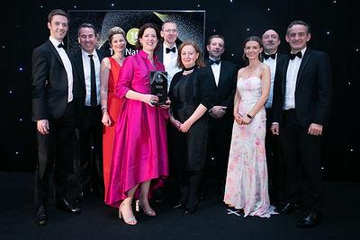TII, KPMG, Arup & McCann Fitzgerald - 2019 The National Procurement Awards winner