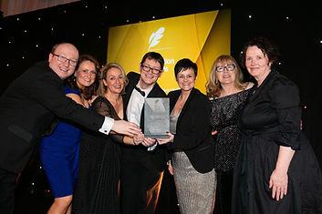 LINC Consortium - The Education Awards 2019 winners