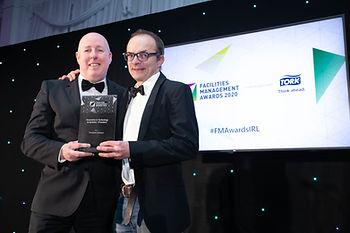 Trackplan Software - 2020 Facilities Management Awards winner