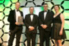 Vagabond Tours of Ireland - Green Awards 2018 winnerurism & Entertainment Aw